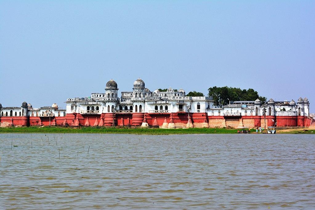 Neermahal or Water Palace of Tripura: