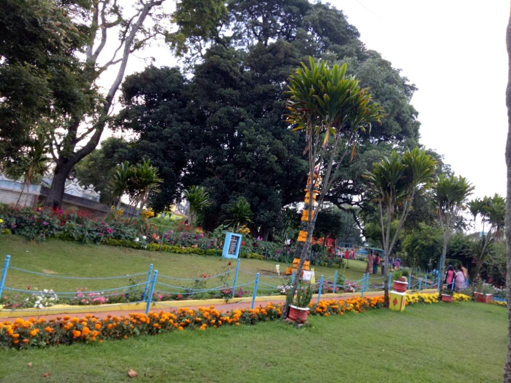 Attraction Park in Coimbatore-Nehru Park