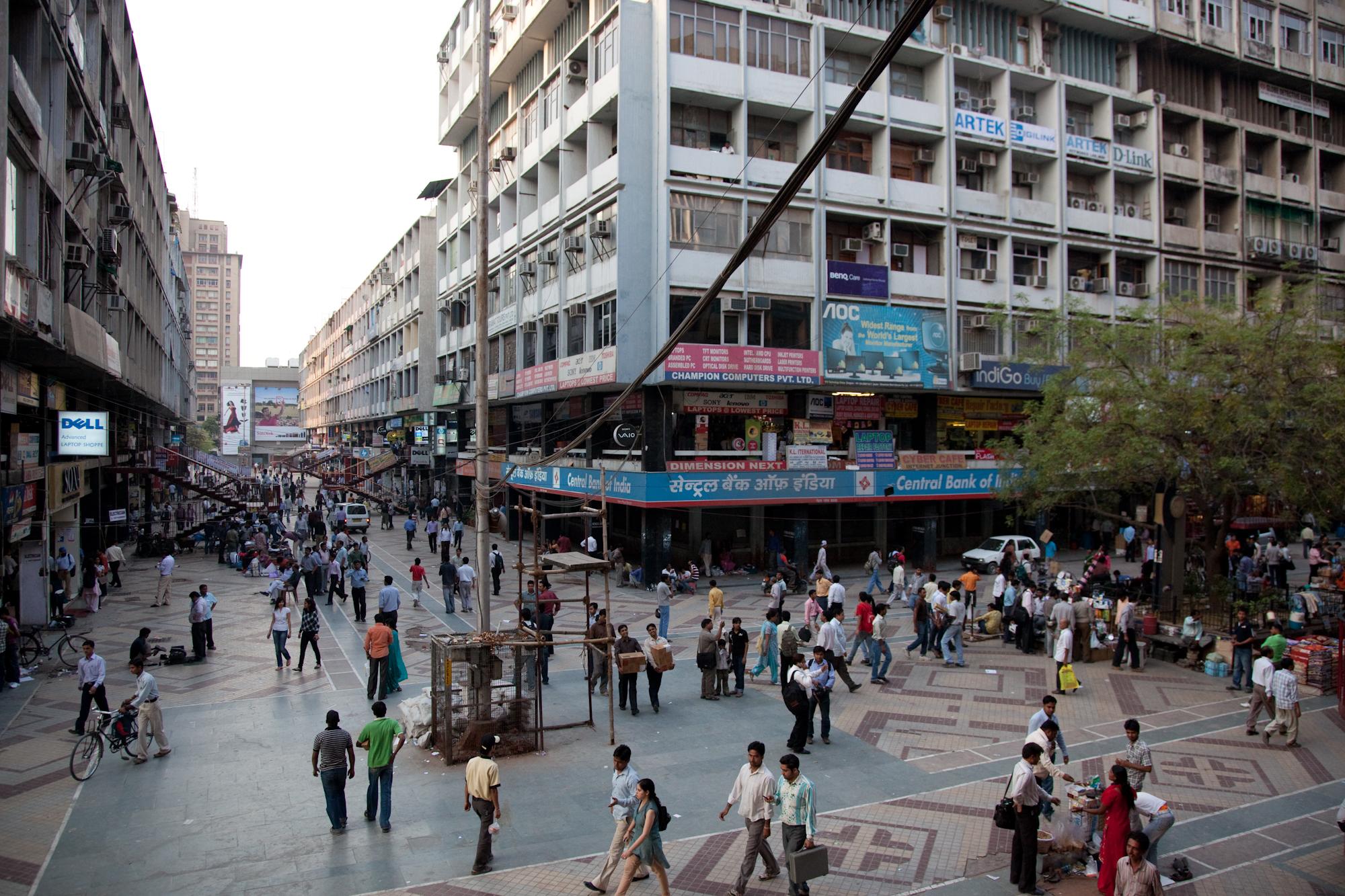 Nehru Place Market Amazing Market to Shop in Delhi