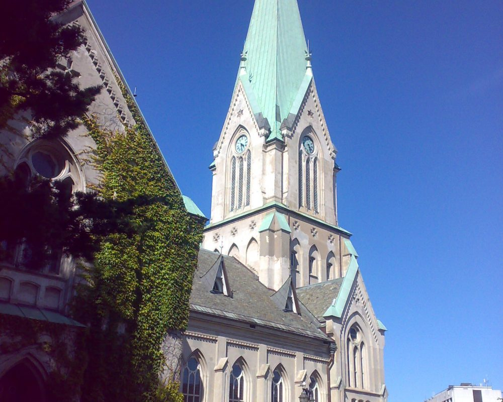 Neo-Gothic Kristiansand Cathedral - Amazing Place to Visit in Kristiansand, Norway