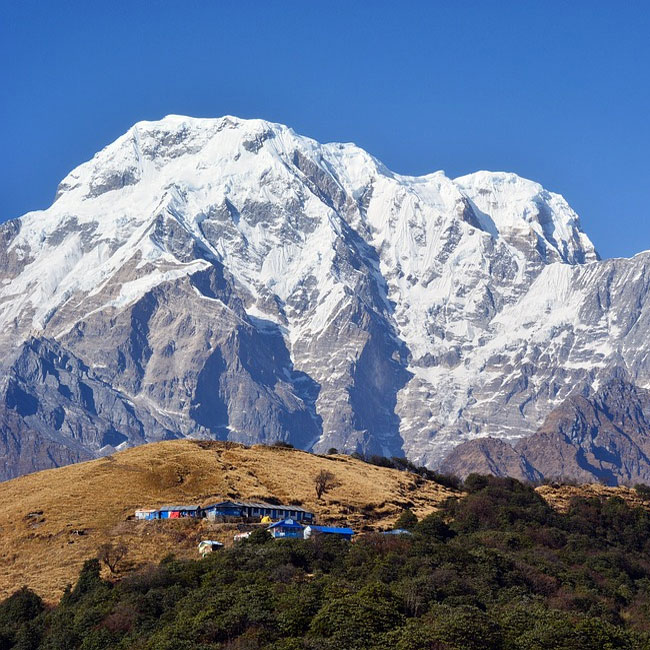 Nepal - Everest Mountain