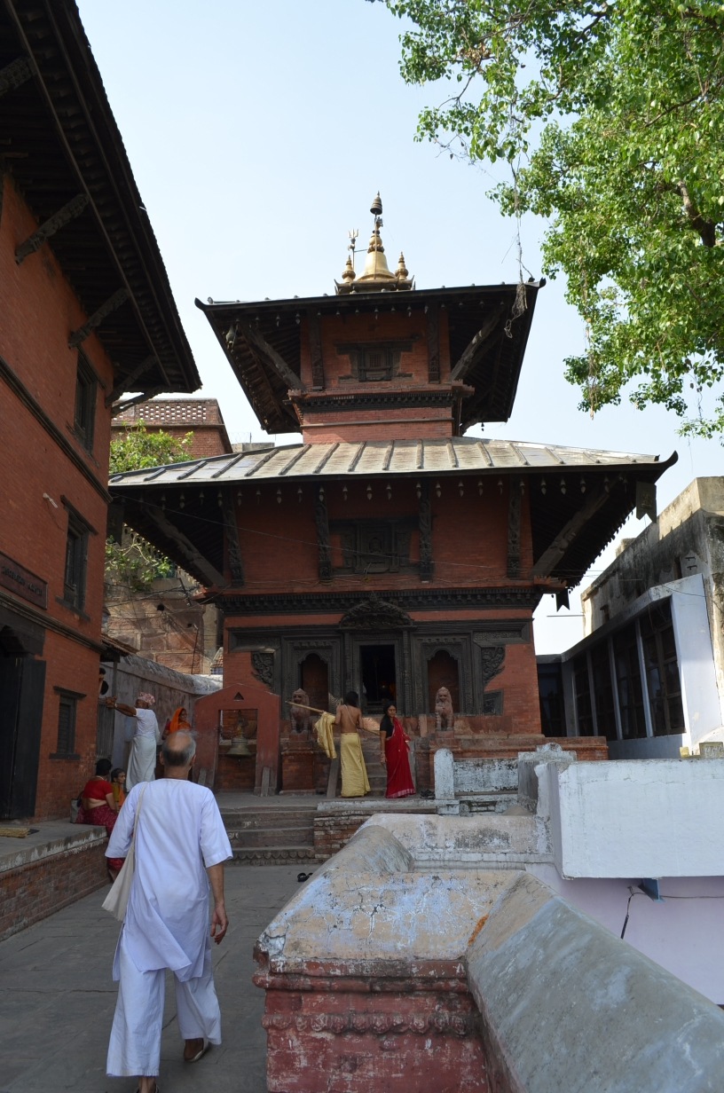 Nepali Temple Best Place To Visit in Varanasi