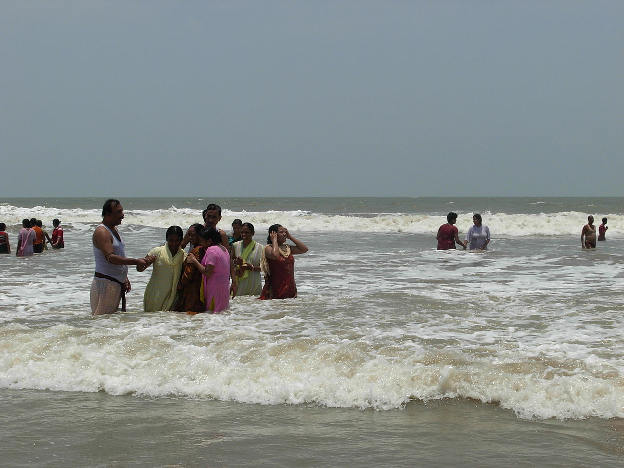 Attraction Place Near Serampore-New Digha Beach, Digha