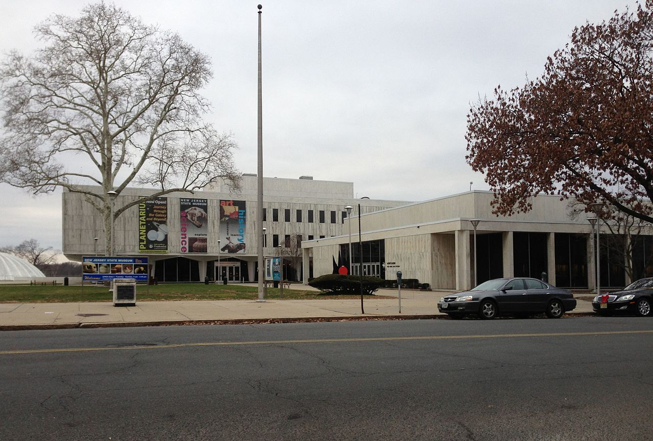 Top Museum In New Jersey-New Jersey State Museum