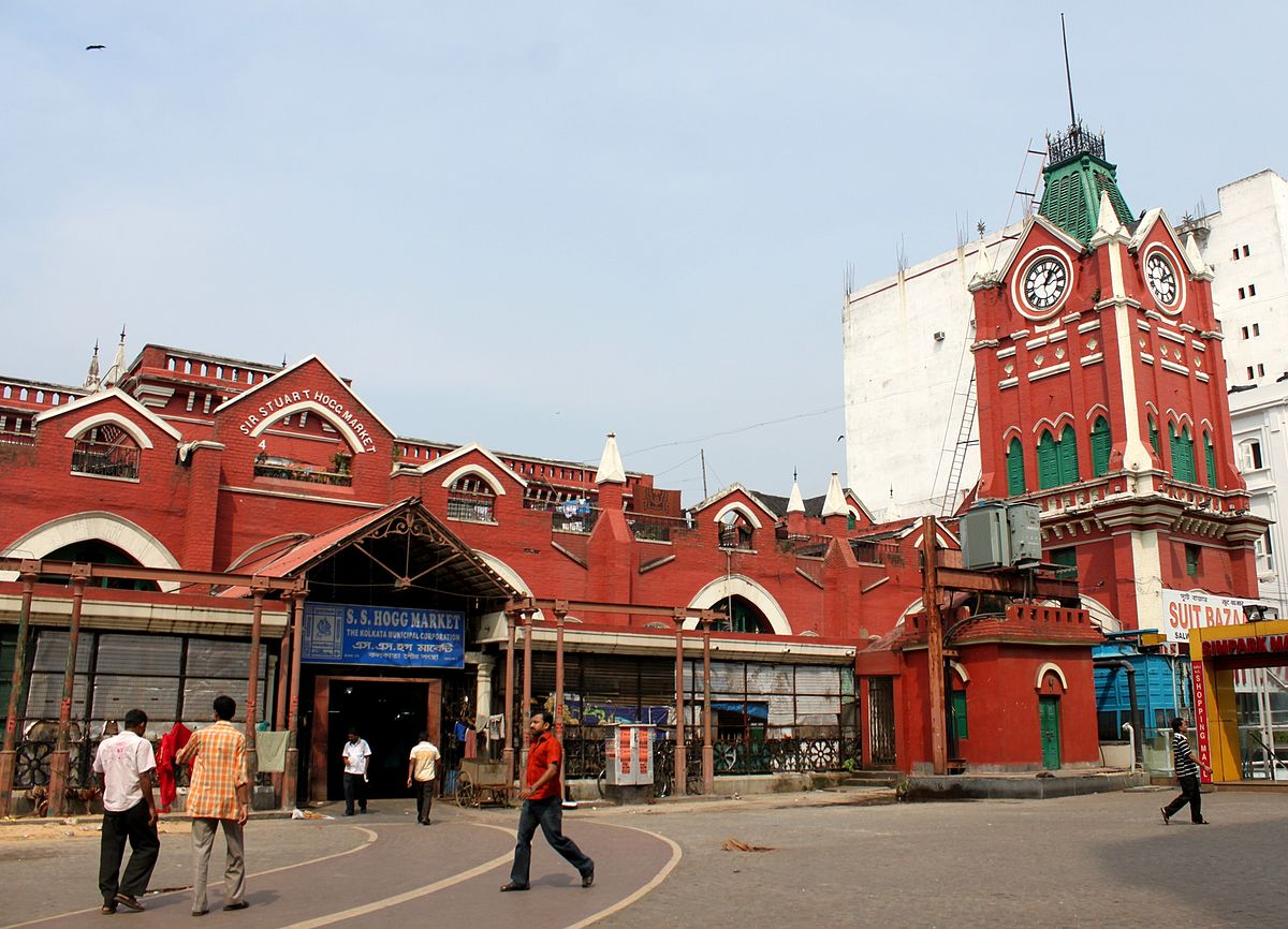 New Market Area | Best Shopping Places in Kolkata
