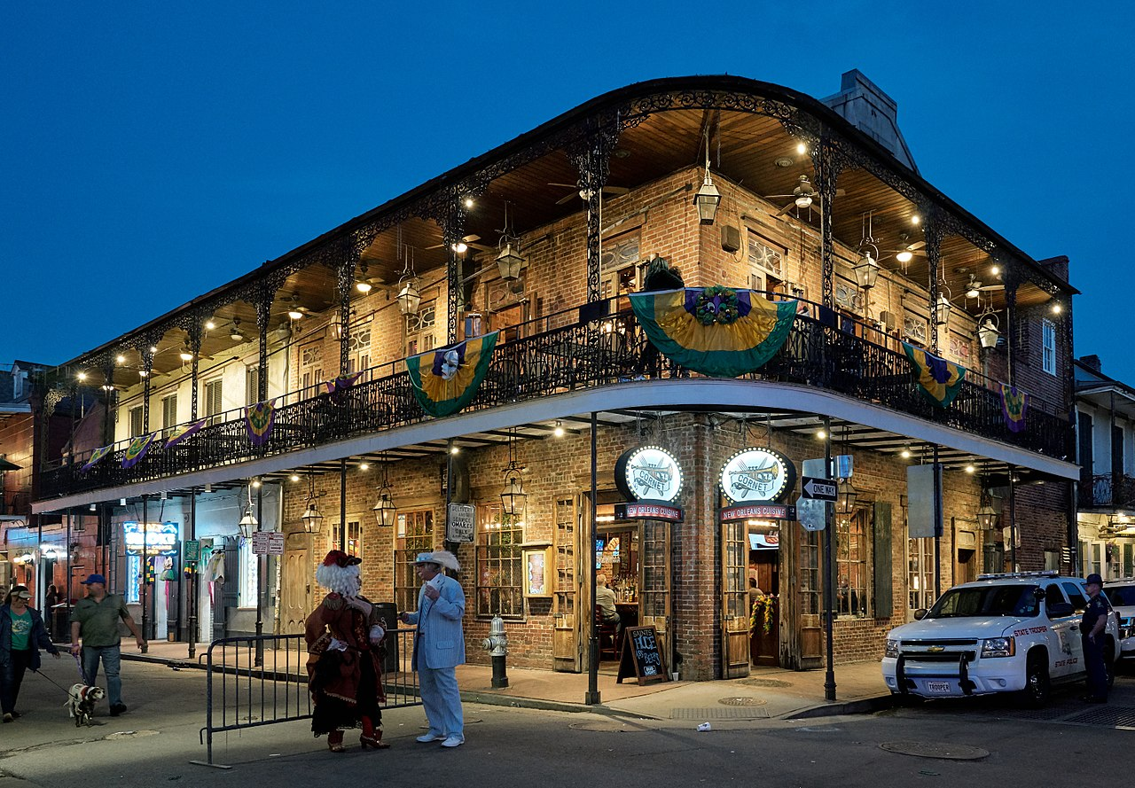 Amazing Place to Visit In Louisiana-New Orleans