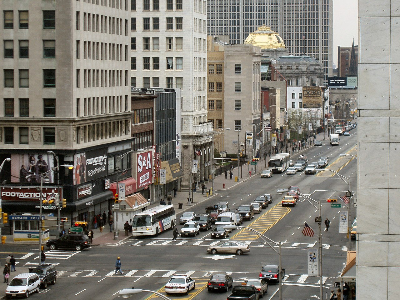 Newark - Best Tourism City To Explore in New Jersey
