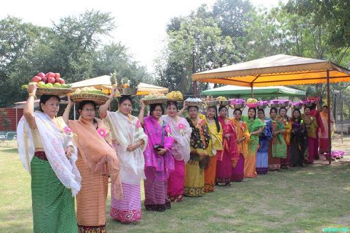 Most Popular Festival Of Manipur-Gaan - Ningol Chakouba