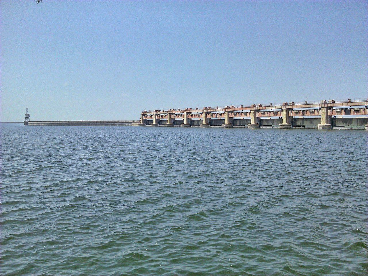 Nizam Sagar Dam in Nizamabad in Telangana