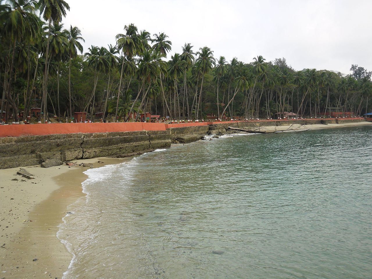 Popular Place to Visit in Andaman Nicobar Islands-North Bay Beach