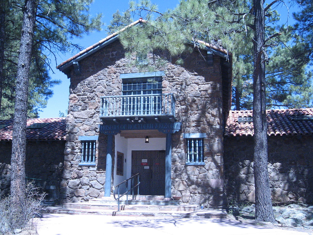 Attraction Place To Visit In Flagstaff-Northern Arizona Museum