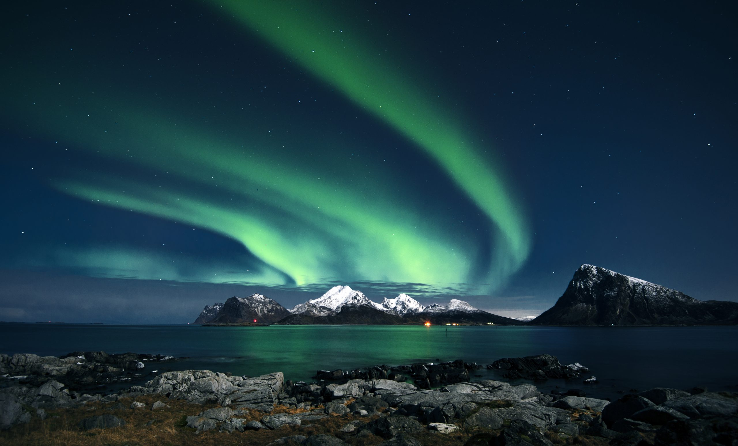 Northern Lights - Places and Attractions Are Worth Seeing At Tromso, Norway.