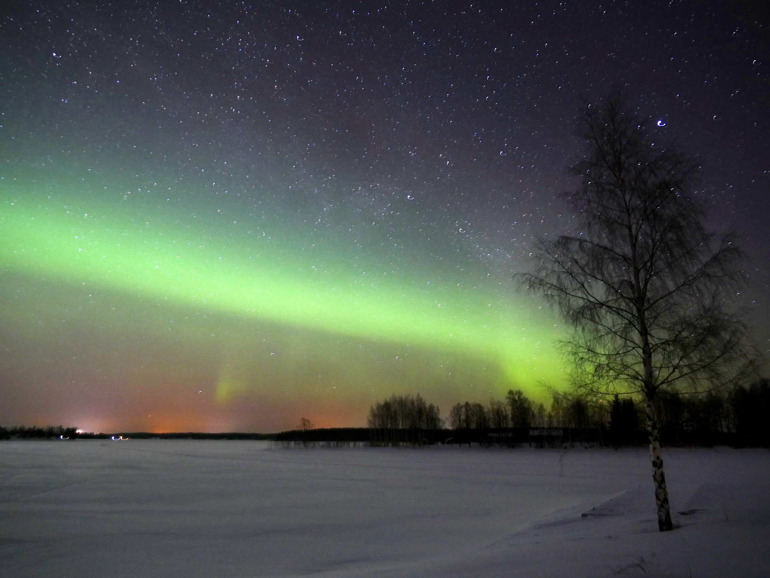 Northern Lights - Best Places To Visit In Finland