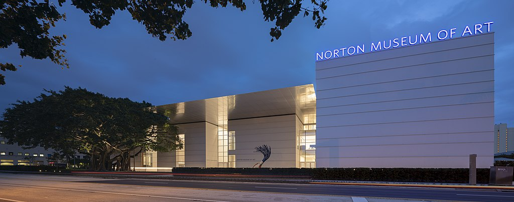 Amazing Place to Visit in West Palm Beach-Norton Museum of Arts