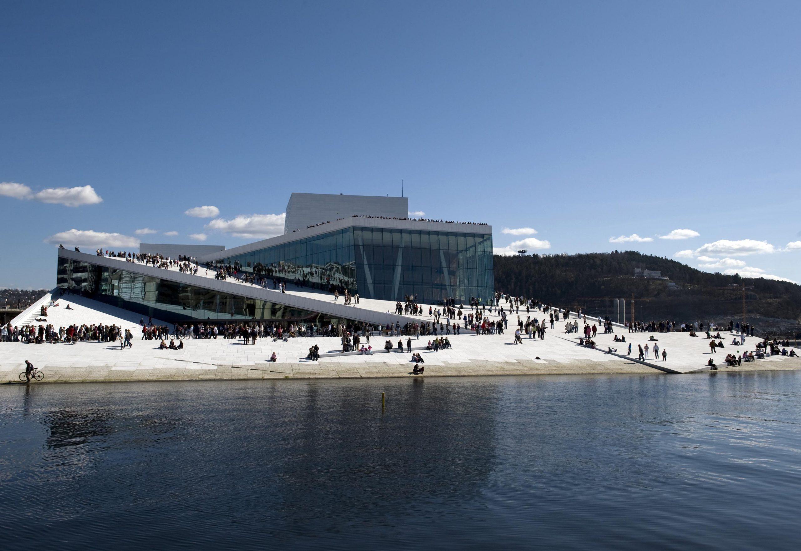 Norwegian National Opera and Ballet in Oslo