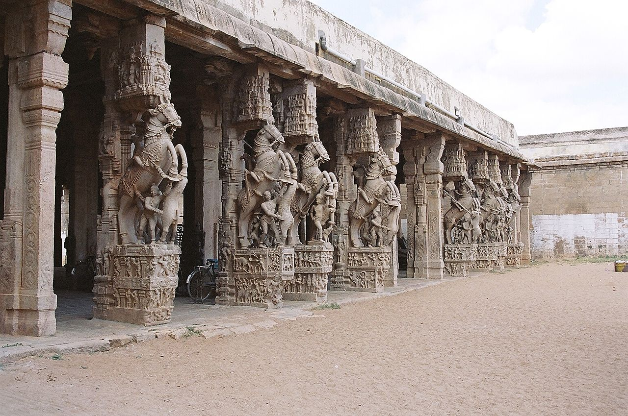Top Attraction of Sri Ranganathaswamy Temple-Numerous Shrines And Attractions