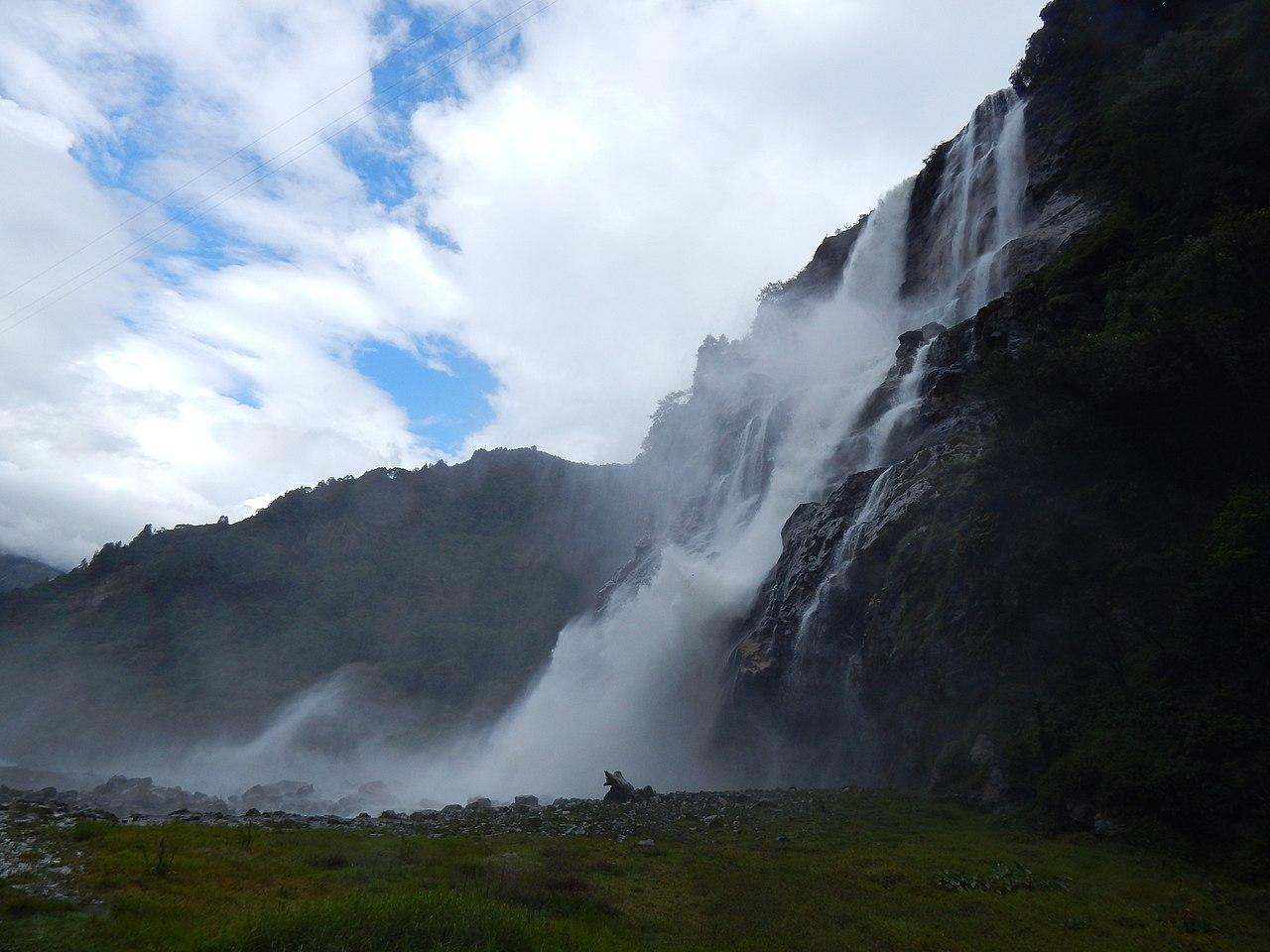 Place Near by Gorichen Peak-Nuranang Falls (Jung Falls), Tawang, Arunachal Pradesh