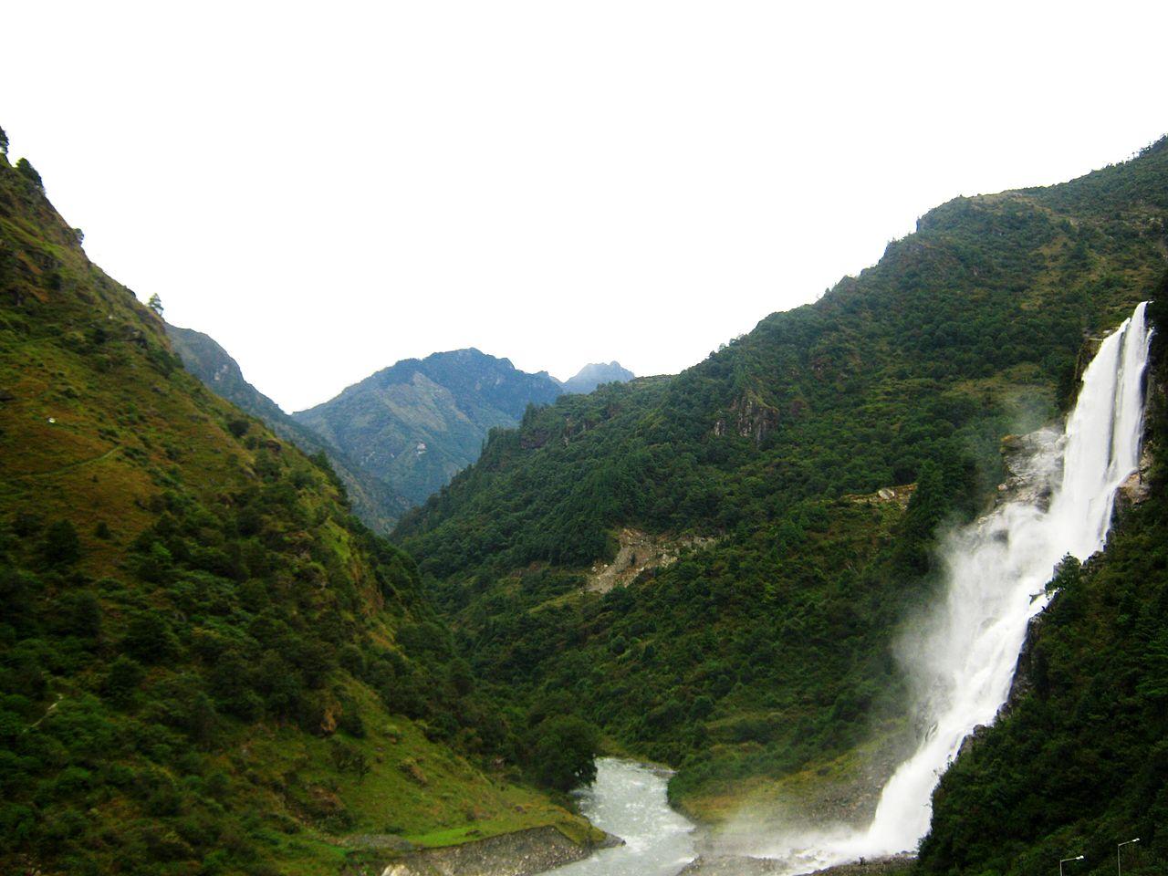 Visit Nuranang Falls (Jung Falls or Bong Bong Falls) in Tawang