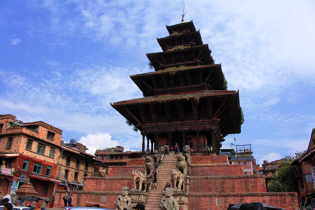 Nyatapola Temple - Best Place to Visit in Bhaktapur