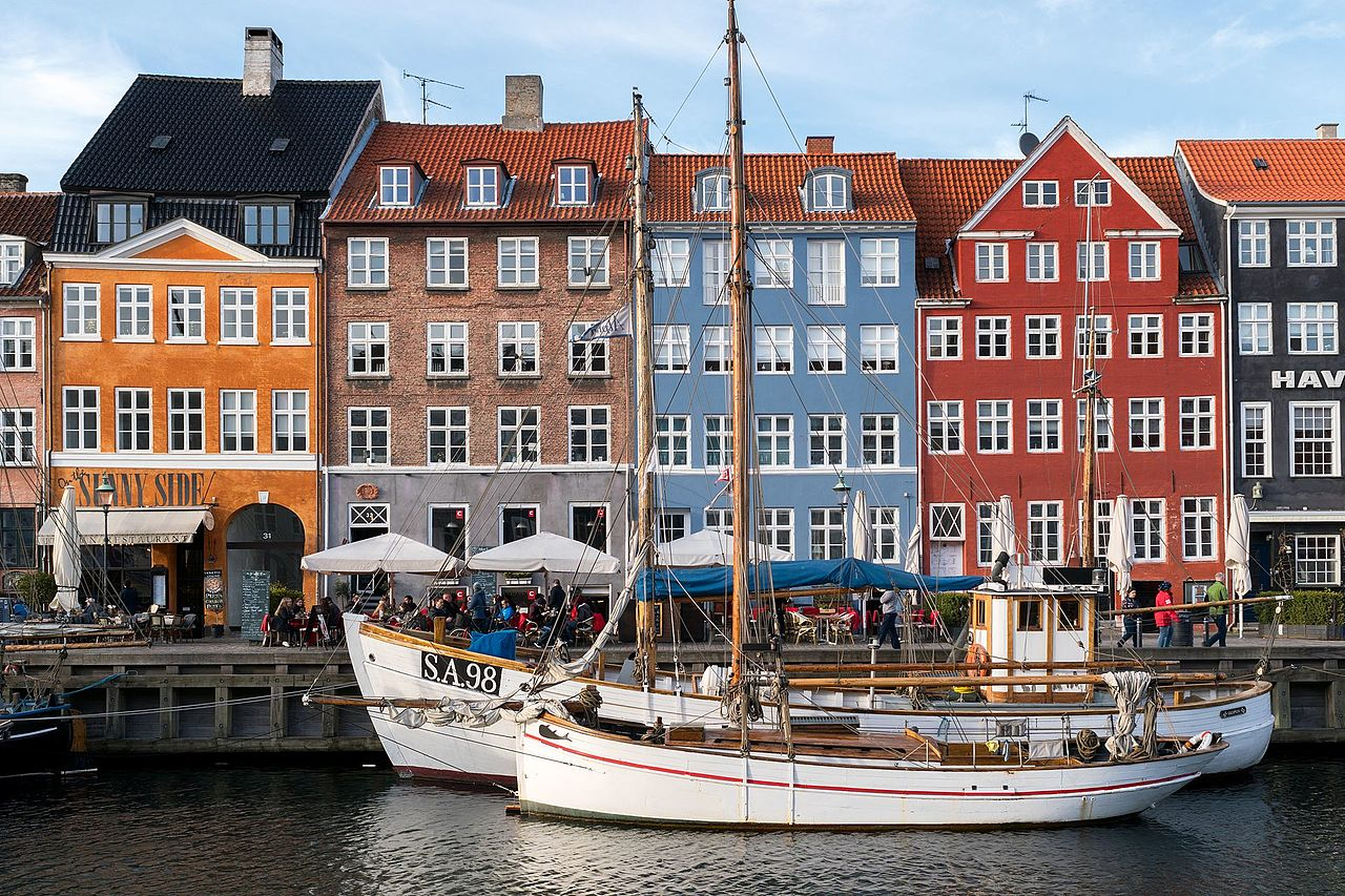 Nyhavn Harbor - Popular Tourist Destinations in Copenhagen