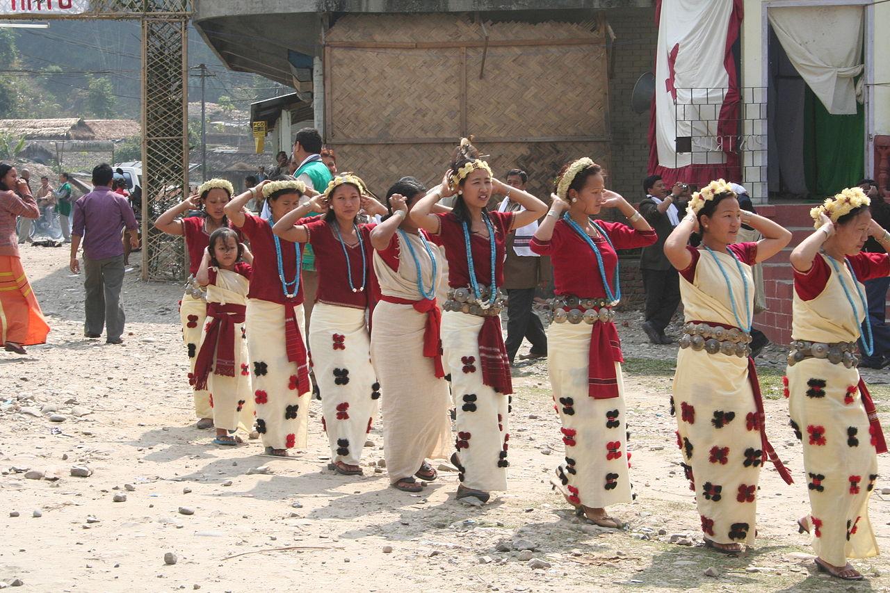 Best Attraction Festival Of Arunachal Pradesh-Nyokum