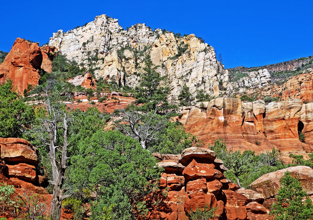 Oak Creek Canyon - Awesome Destination to visit in Sedona