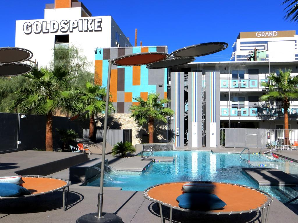 Oasis at Gold Spike - Budget Hotels to Stay in Las Vegas