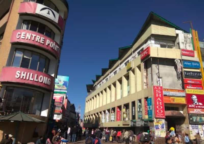 OB Shopping Mall - Best Places To Shop In Shillong To Explore The City