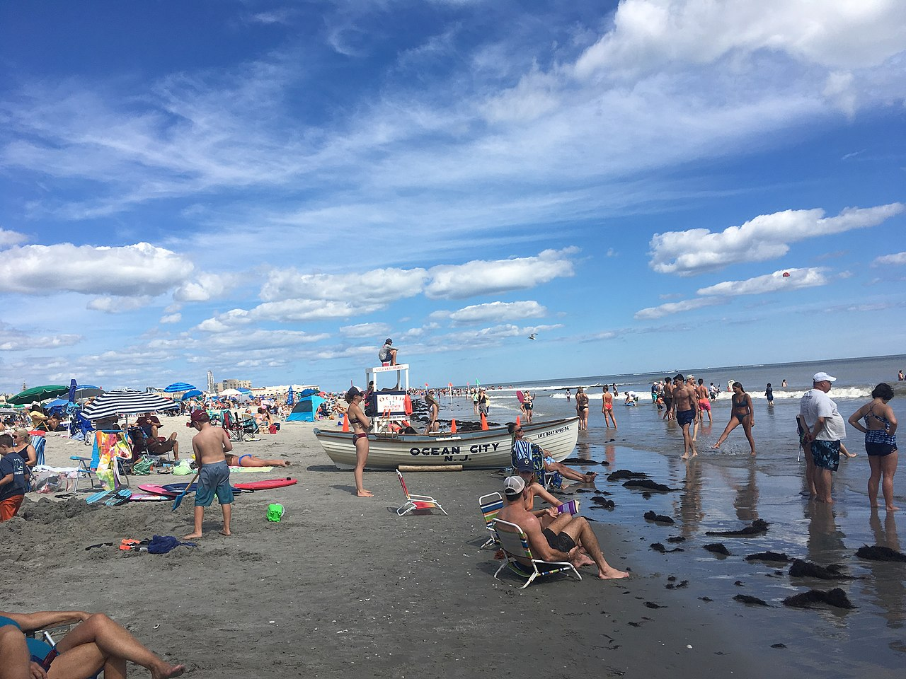 12 Top-Rated Beaches in New Jersey