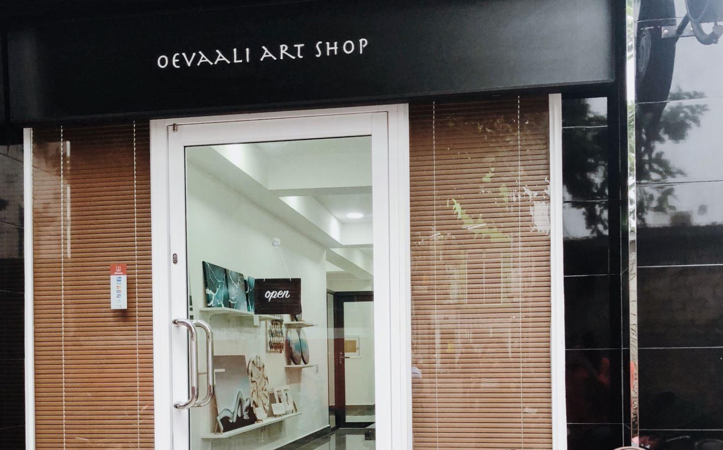Oevaali Art Shop - Best Place to Shop in Maldives