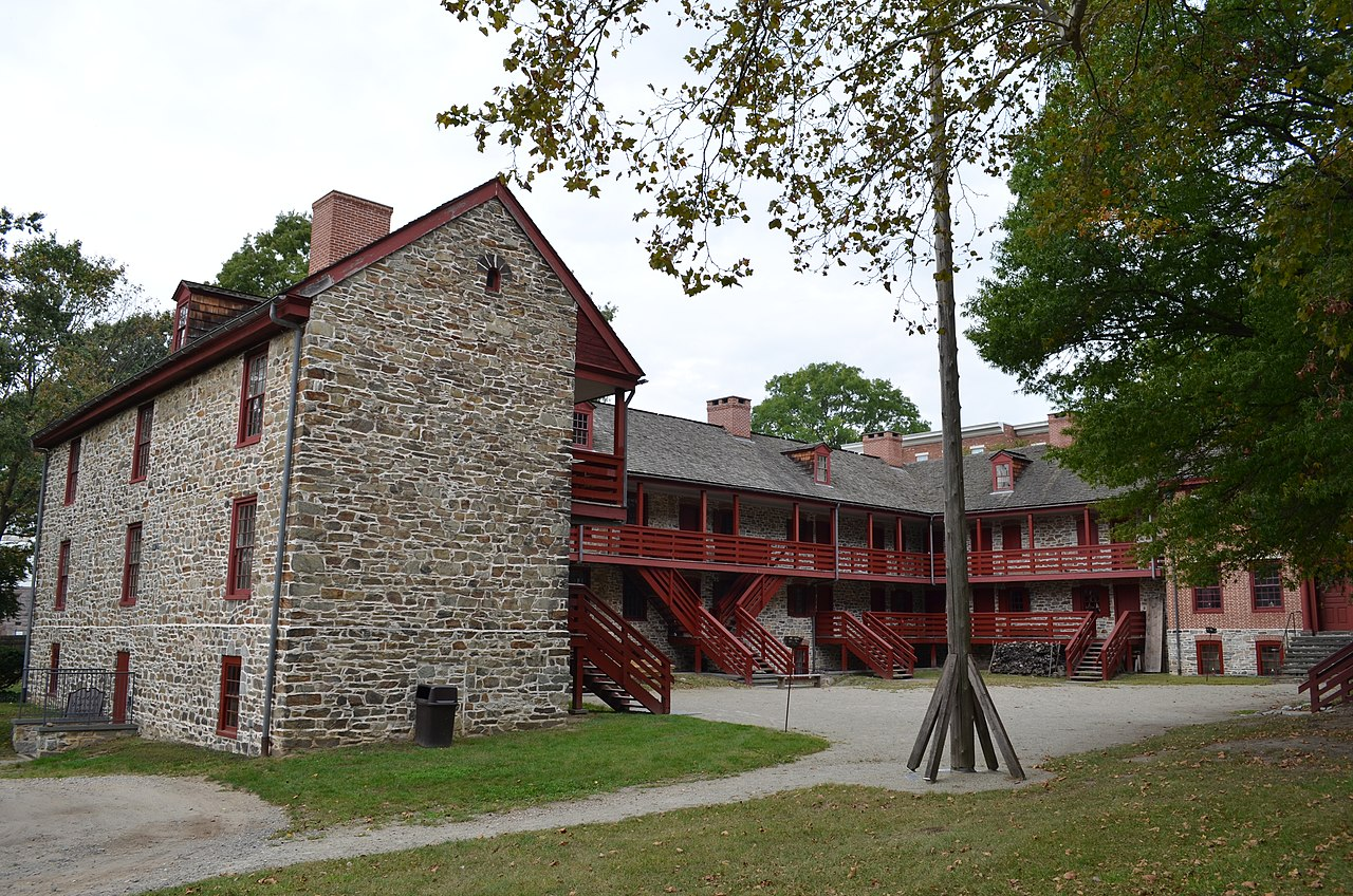 Old Barracks Museum - Must-Visit Museum In New Jersey