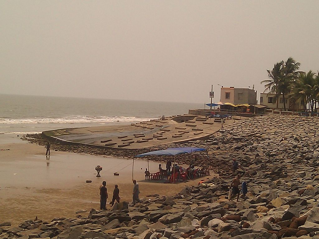 Popular Place to Visit in Digha-Old Digha Sea Beach
