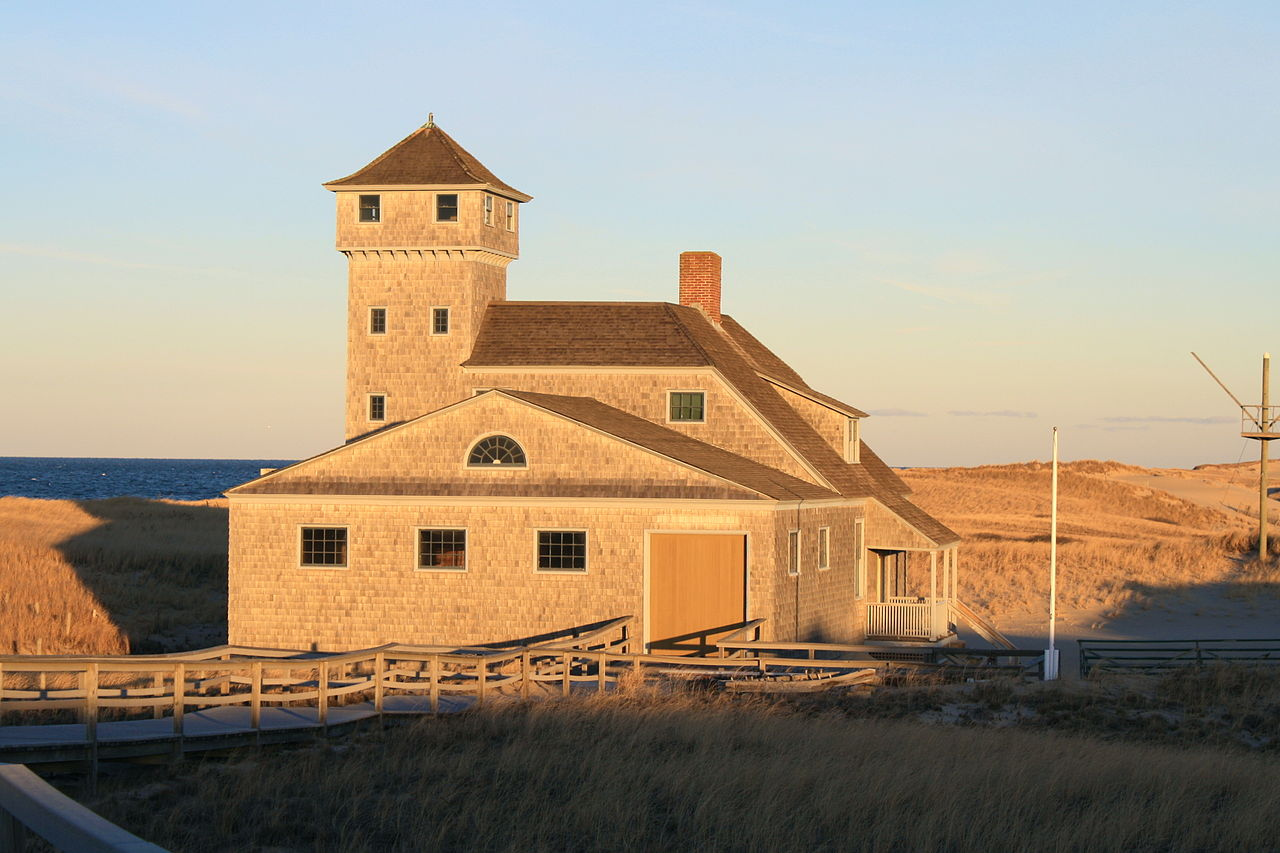 Sightseeing Place to Visit Of Provincetown in Massachusetts-Old Harbor Life-saving Station