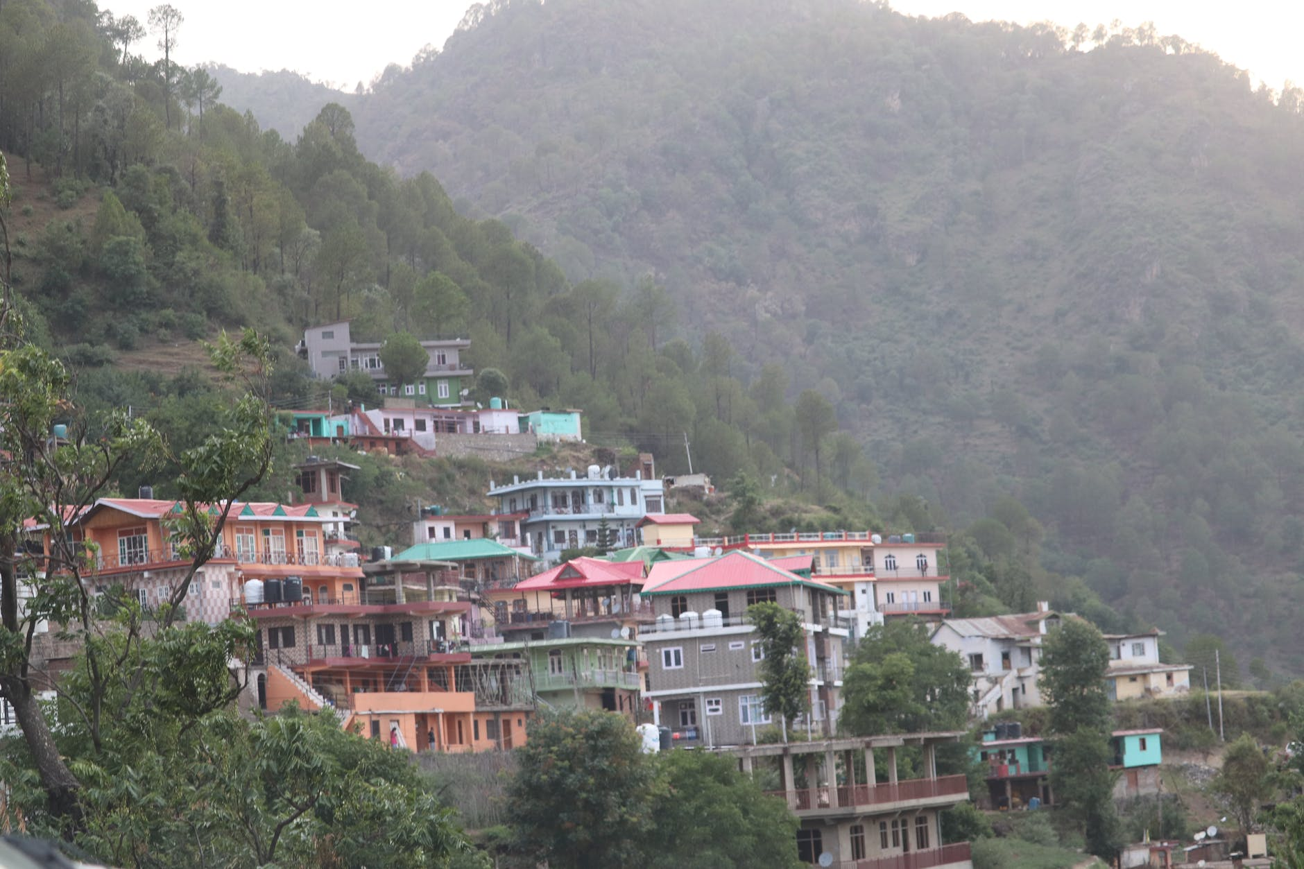 Place to Visit in Manali& Kullu - Old Manali