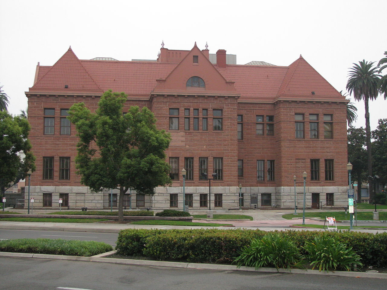 Best Place To Visit In Downtown Santa Ana-Old Orange County Courthouse