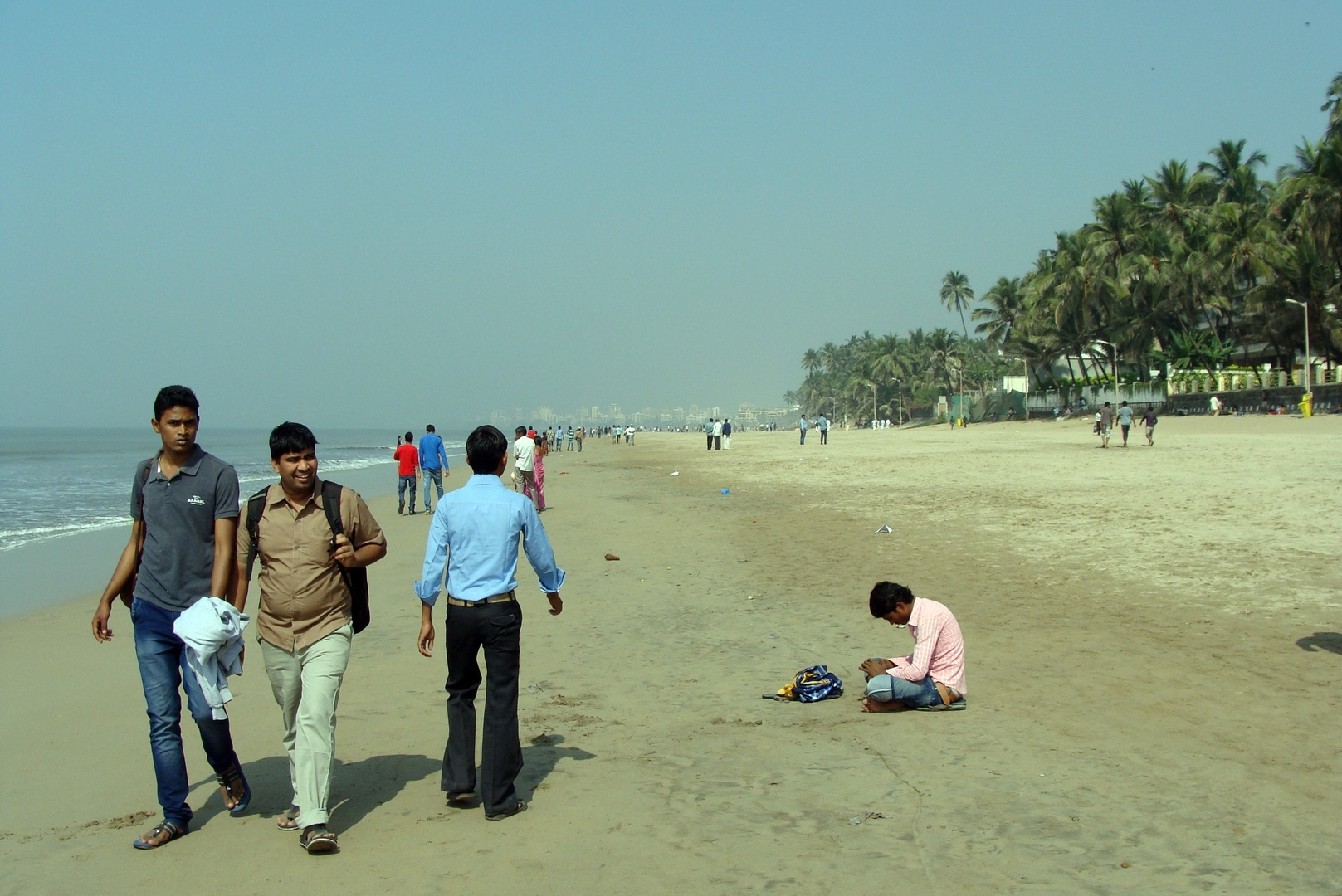 Must Visit Beach In Karnataka-Om Beach