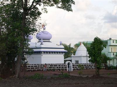Omkareshwar Temple, Malgund - Ganpatipule