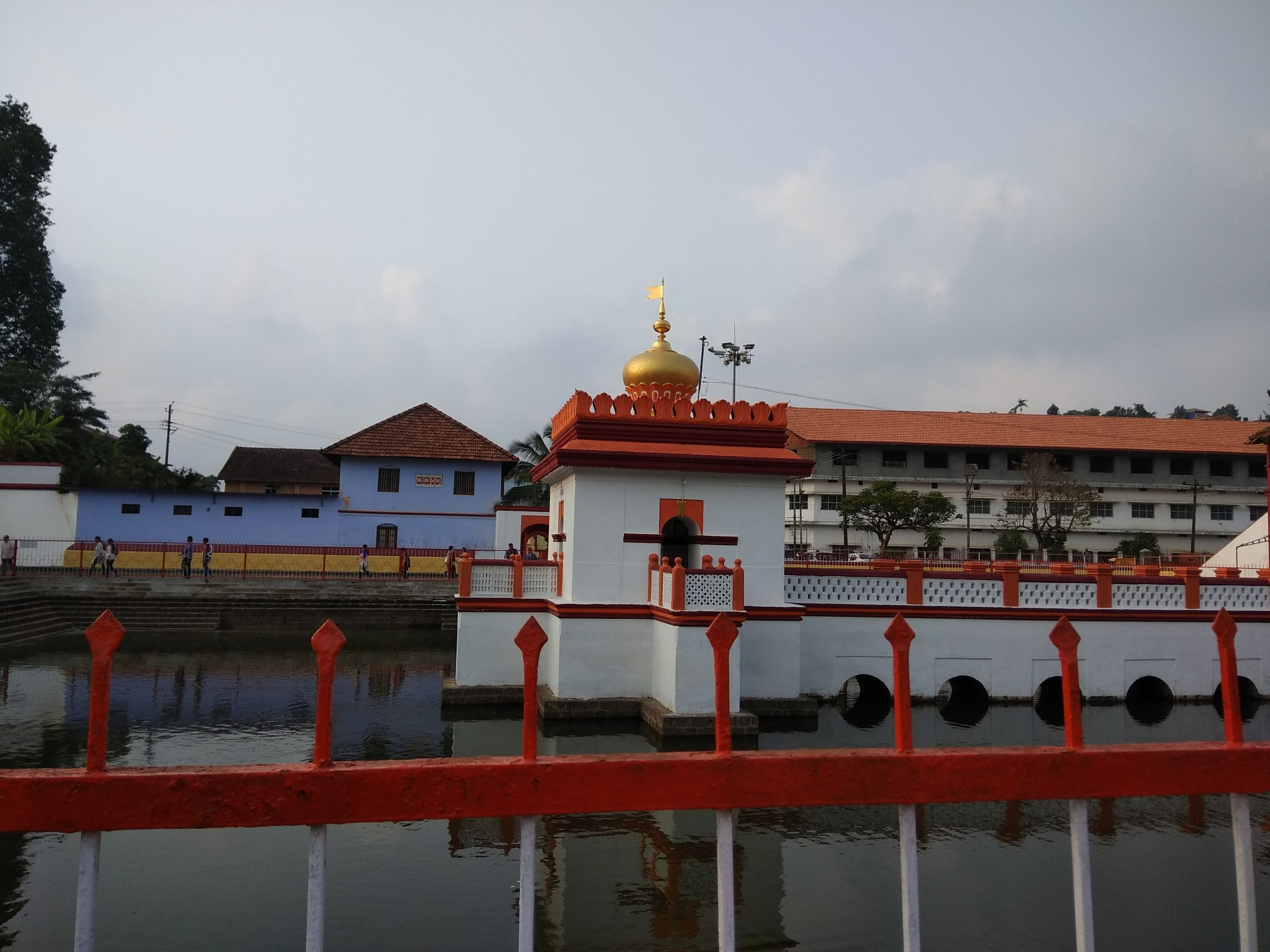 Omkareswara Temple - Main Attractions Of Coorg Scotland of India
