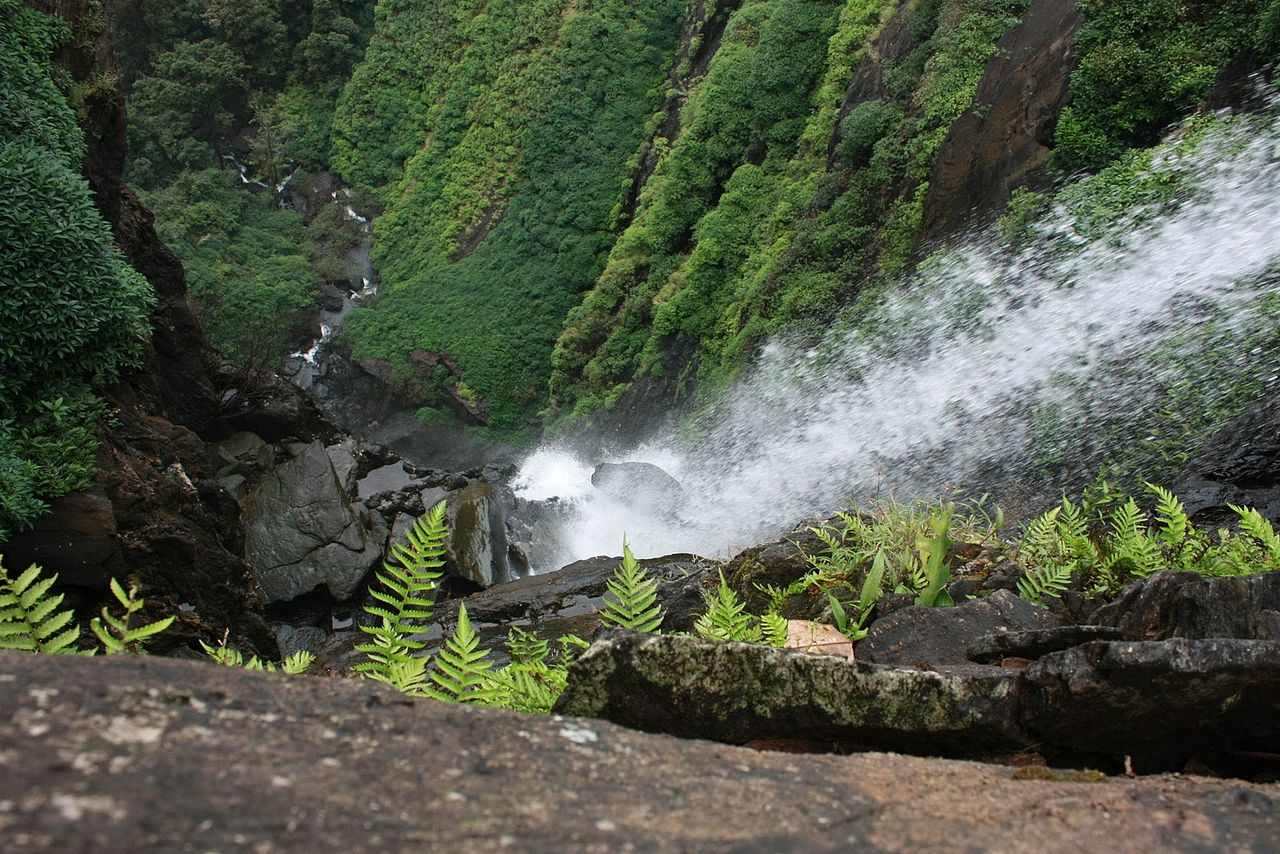 Top Place in Agumbe-Onake Abbi Falls