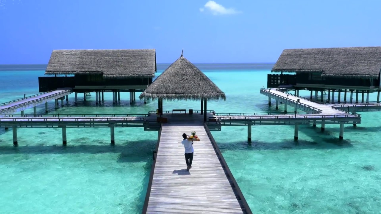 One & Only Reethi Rah Luxurious Hotel in Maldives