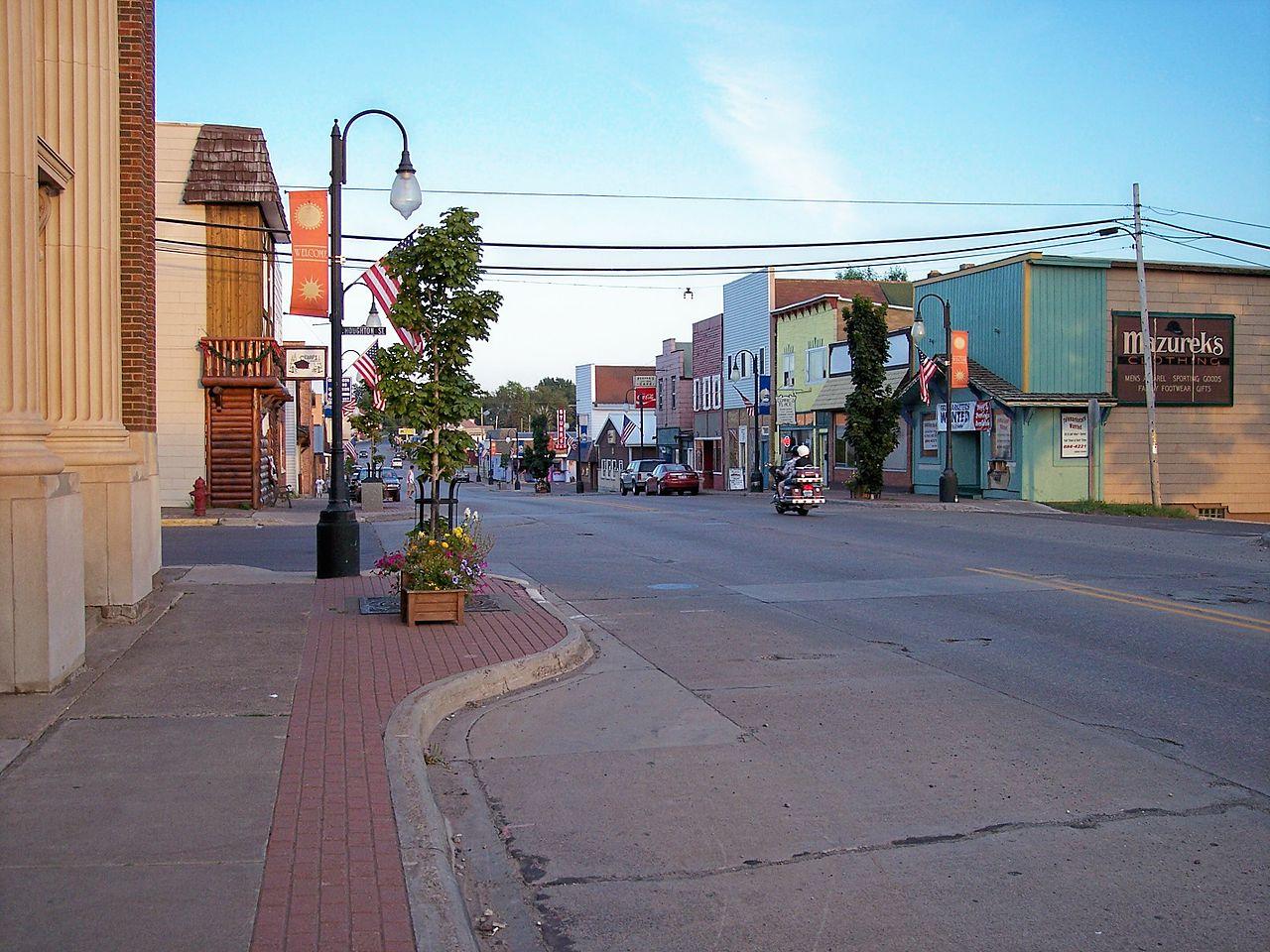 Top Towns in Michigan-Ontonagon