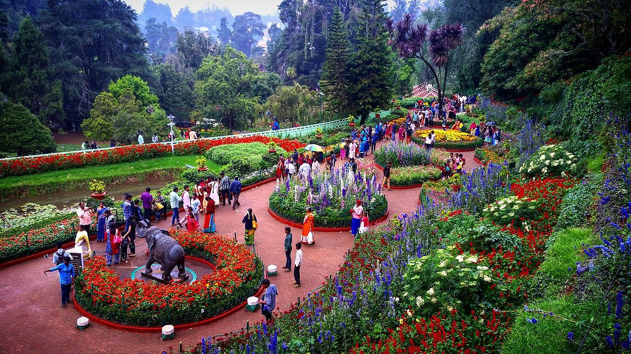 Top-Rated Place to Visit in Ooty, Botanical Gardens
