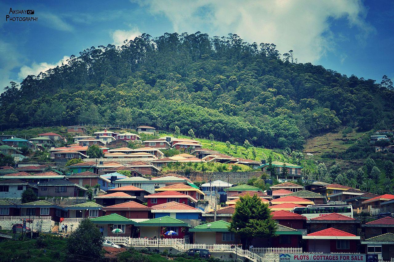 Weekend Destination From Erode-Nilgiris Beautiful Hill Station, Ooty