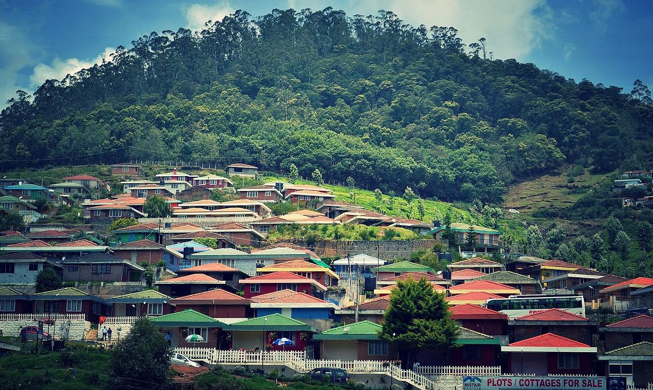 Tamil Nadu's Top Hill Station-Ooty