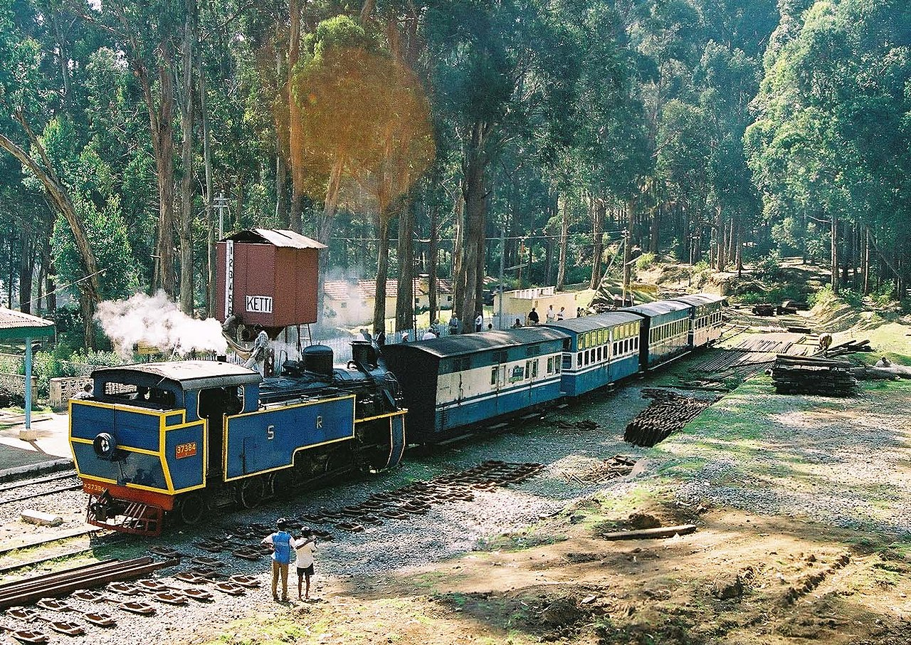 Top-Rated Weekend Destination From Coimbatore-Ooty, Nilgiri Mountain Railway