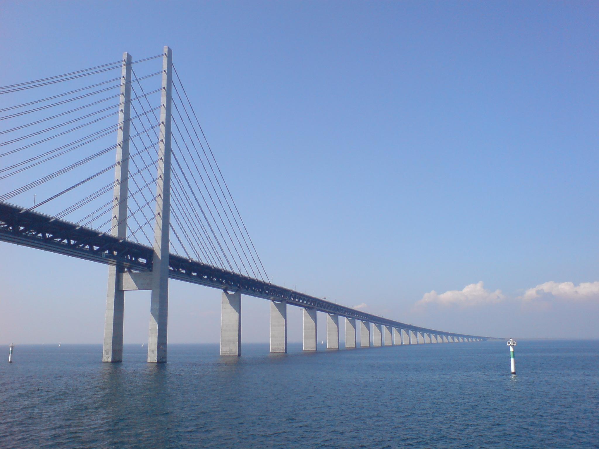 Oresund Bridge, Denmark