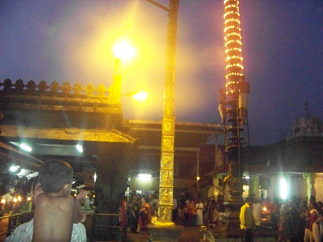 Origin, History, Festivals of Sri Mookambika Devi Temple, Kollur