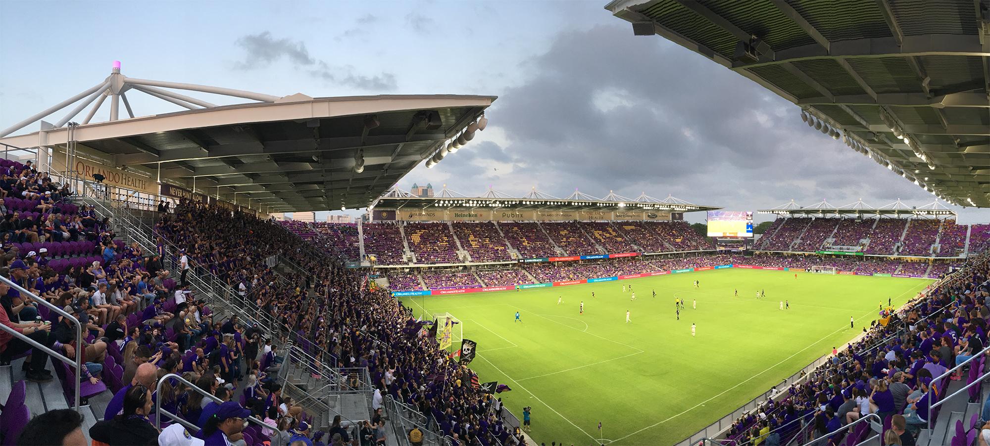 Orlando City Stadium - Things To Do In Orlando Besides Theme Parks