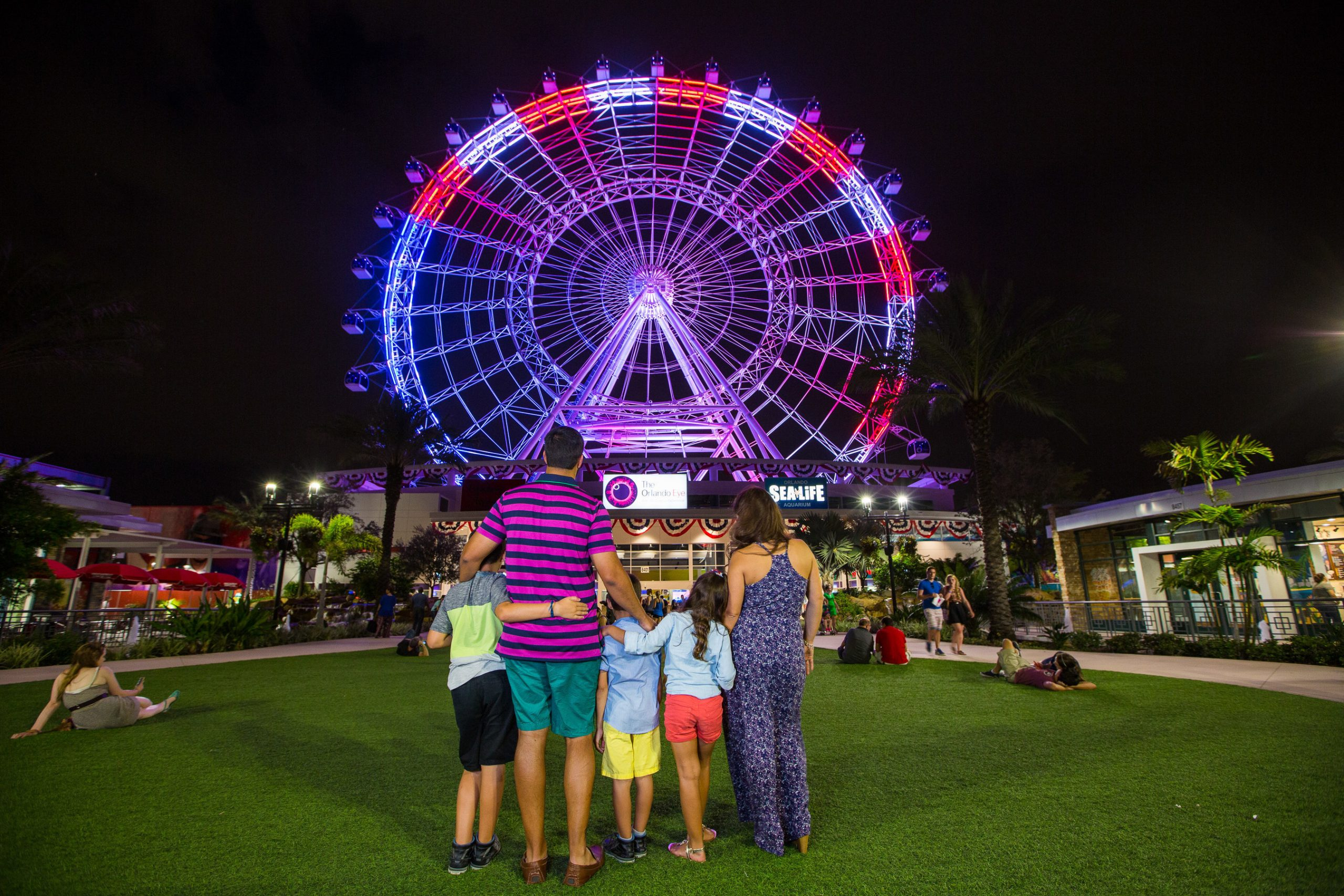 Orlando Eye - Things To Do In Orlando Besides Theme Parks