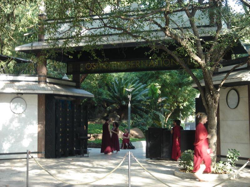 Place To Visit Near Rajgad Fort-Osho Ashram